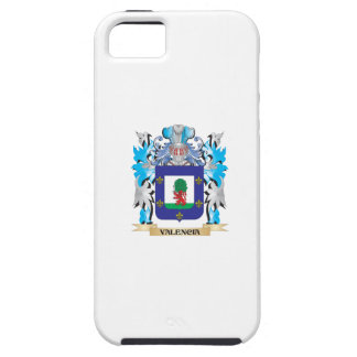 Valencia Coat of Arms - Family Crest iPhone 5 Case