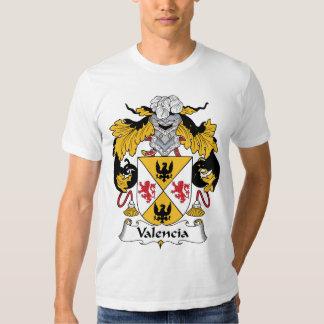 Valencia Family Crest Shirt
