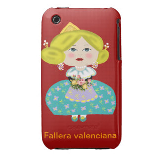 Valencia faults Case-Mate iPhone 3 cases