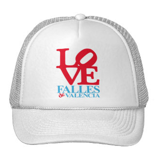 VALENCIA FAULTS SOUVENIR TRUCKER HAT