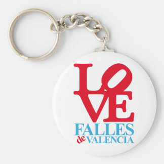 VALENCIA. FAULTS. SPECIAL EDITION KEYCHAIN