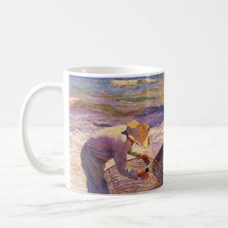 Valencia Fishermen 1895 Coffee Mug