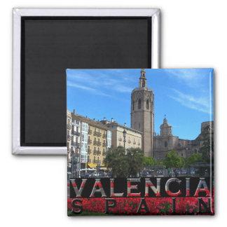 Valencia Imán Cuadrado