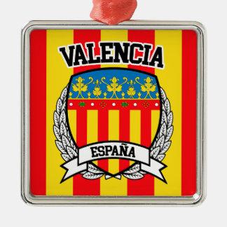 Valencia Metal Ornament