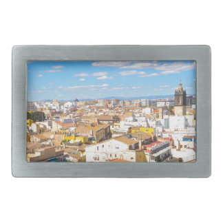 Valencia, Spain Belt Buckle