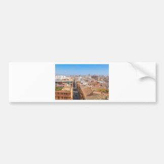 Valencia, Spain Bumper Sticker