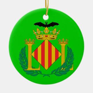 Valencia* Spain Christmas Ornament