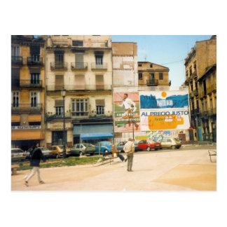 Valencia Spain Circa 1988 Post Cards
