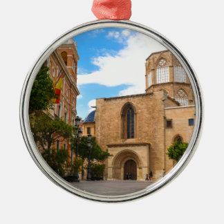 Valencia, Spain Metal Ornament
