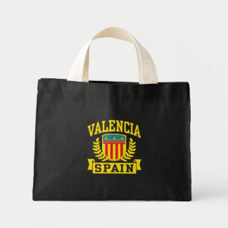 Valencia Spain Mini Tote Bag