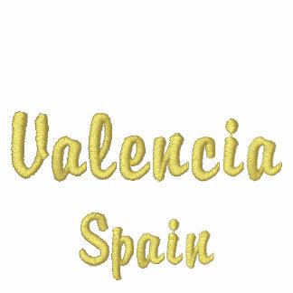 Valencia Spain Polo Shirt