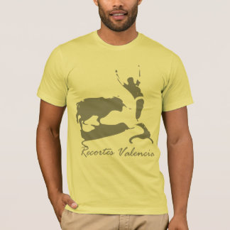 Valencia Sport: Recorte T-Shirt