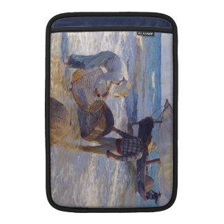 Valencian Fisherman - Joaquín Sorolla MacBook Air Sleeve