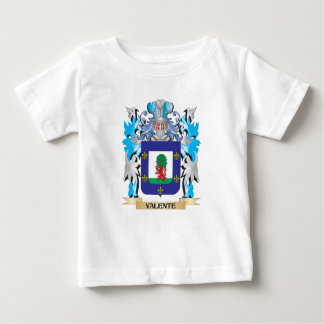 Valente Coat of Arms - Family Crest T Shirts