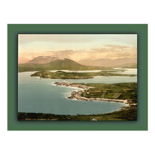 Valentia. County Kerry, Ireland Cards