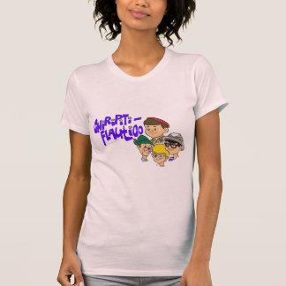 Valentina, Locomotoro, tío Aquiles del moreno y de T-shirts