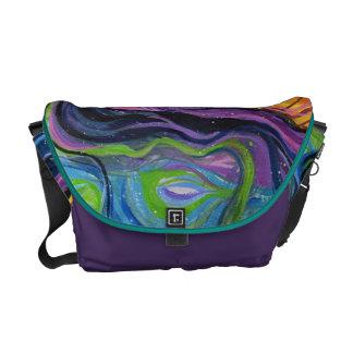 Valentina Nebula Messenger Bag