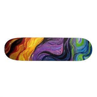 Valentina Nebula Skateboard
