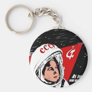 Valentina Tereshkova Keychain