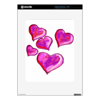 valentine2 decal for iPad