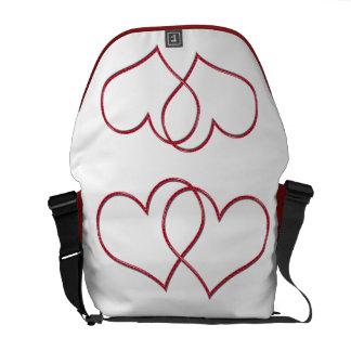 Valentine #1 courier bag