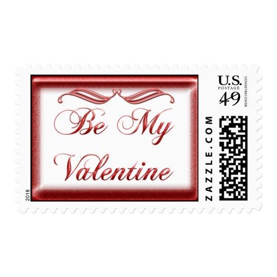Valentine #1 postage