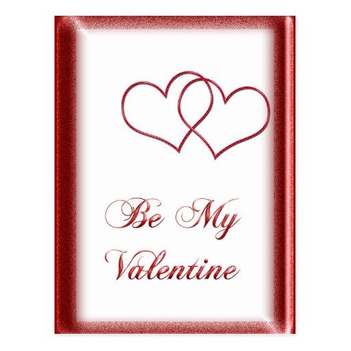 Valentine #1 postcard
