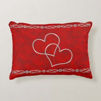 Valentine #2 accent pillow