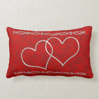 Valentine #2 throw pillow