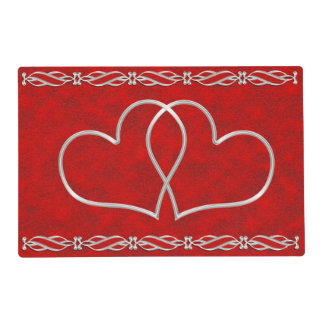 Valentine #2 placemat