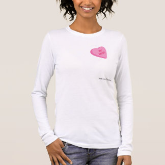 Valentine 30 long sleeve T-Shirt