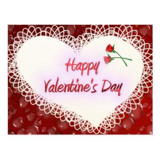 Valentine&apos feliz; día de s tarjetas postales