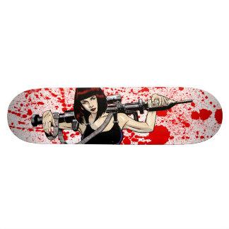 Valentine Assassin Skate Board
