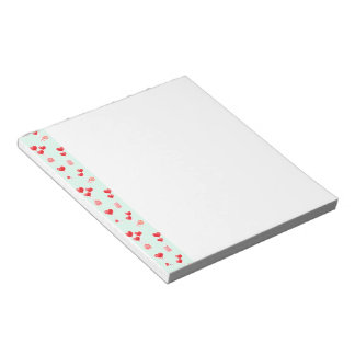 Valentine Balloons Notepad