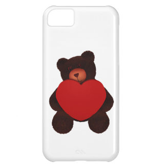 Valentine Bear Case For iPhone 5C