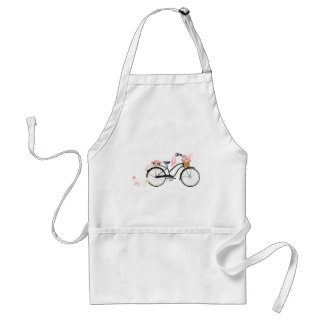 Valentine Bicycle Adult Apron