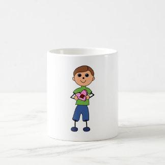 Valentine Boy Coffee Mug