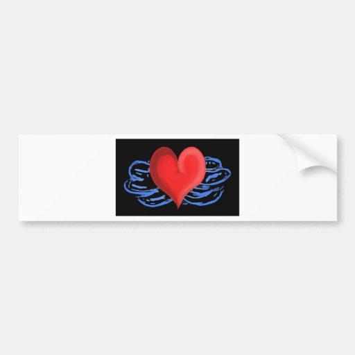Valentine Bumper Stickers
