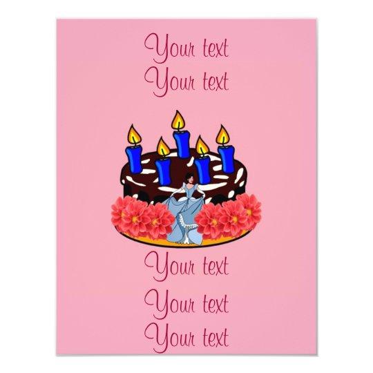 Valentine Cake Rack Cards