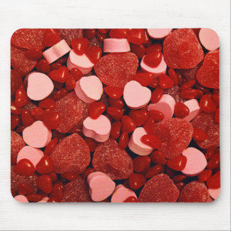 Valentine Candies Mouse Pad