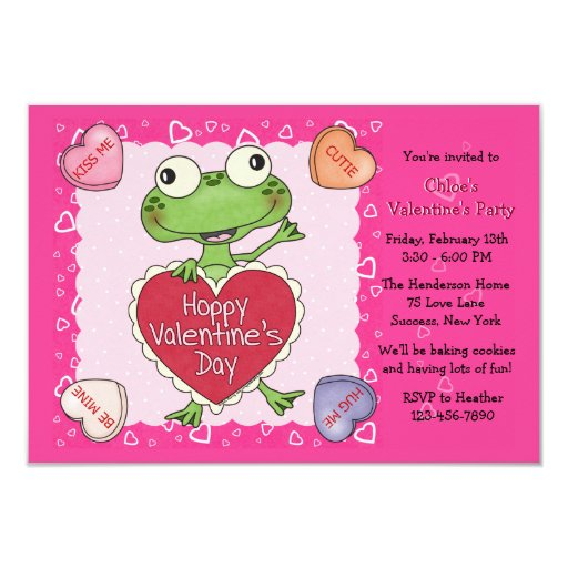 conversation hearts valentines day cards hearts kid s card zazzle 6067