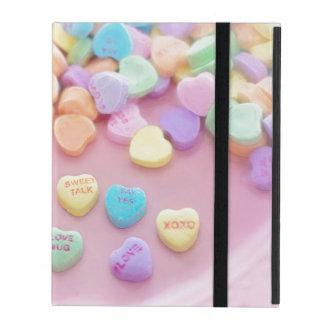 Valentine Candy iPad Folio Cases