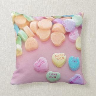 Valentine Candy Pillow