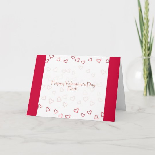 how to make a valentine card for your dad