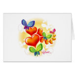 Valentine Card Greeting Card