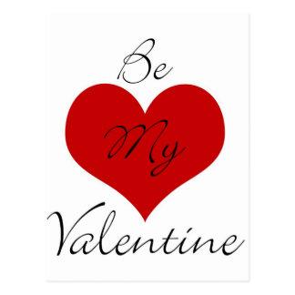 Valentine Card Postcard