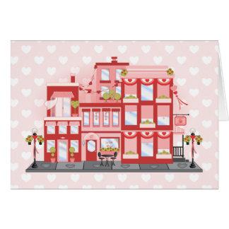 Valentine City Card