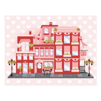 Valentine City Postcard