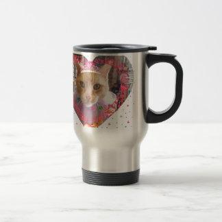 Valentine Claude Travel Mug