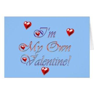 VALENTINE Collection Greeting Card